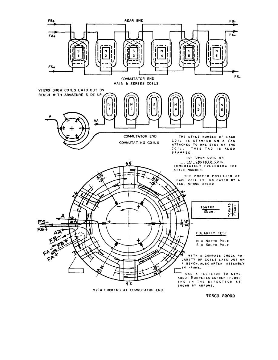 TM 55 12790029im figure 9 traction generator field wiring diagram field wiring diagram at mifinder.co