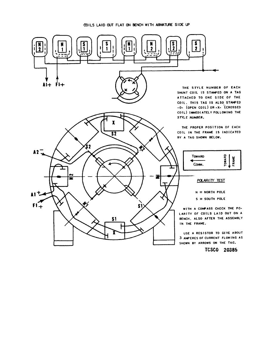 Figure 15. Auxiliary Generator field wiring diagram. on self powered generator diagram, ac motor generator, generator wire diagram, ac generator voltage regulator, ac generator animation, electric generator diagram, automotive generator diagram, generator schematic diagram, ac generator exploded view, generator exciter diagram, generator connection diagram, ac installation diagram, simple generator diagram, ac generator design, ac plug diagram, ac generator head, diesel generator diagram, power generator diagram, ac schematic diagram, ford truck alternator diagram,
